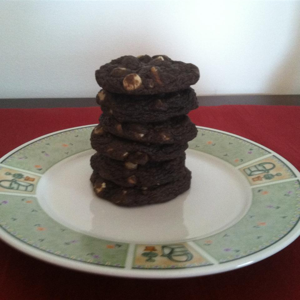 Chocolate Duet Cookies CHERBH