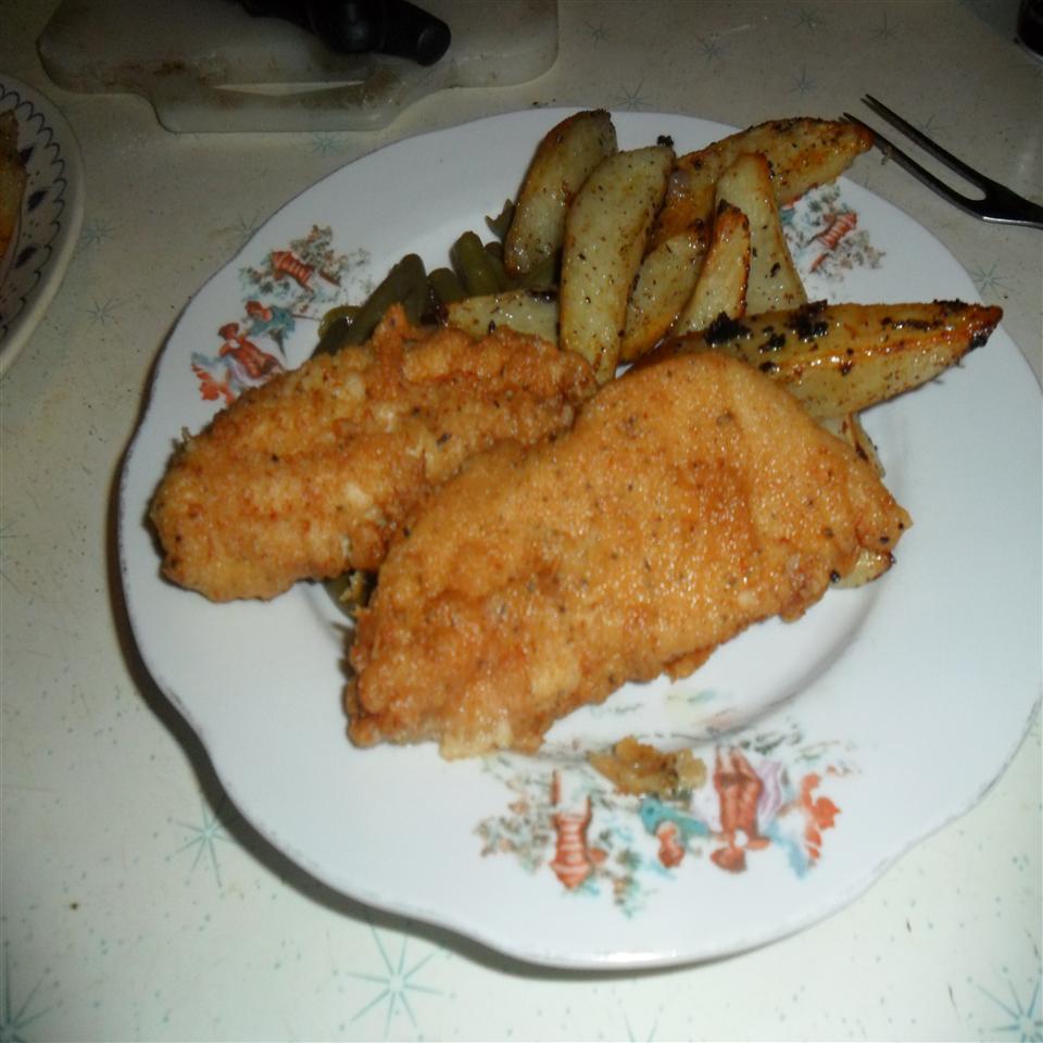 Super Easy Fried Chicken