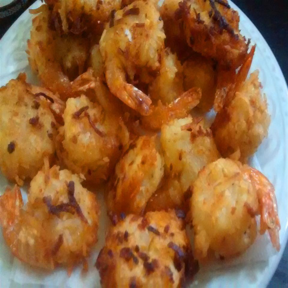 Coconut Shrimp with Spicy Orange Marmalade Sauce