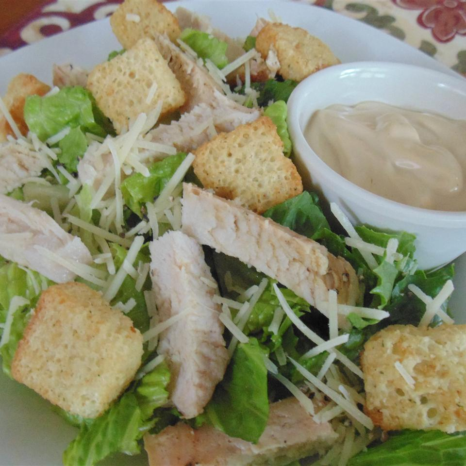 Pork Caesar Salad from Smithfield® Christina