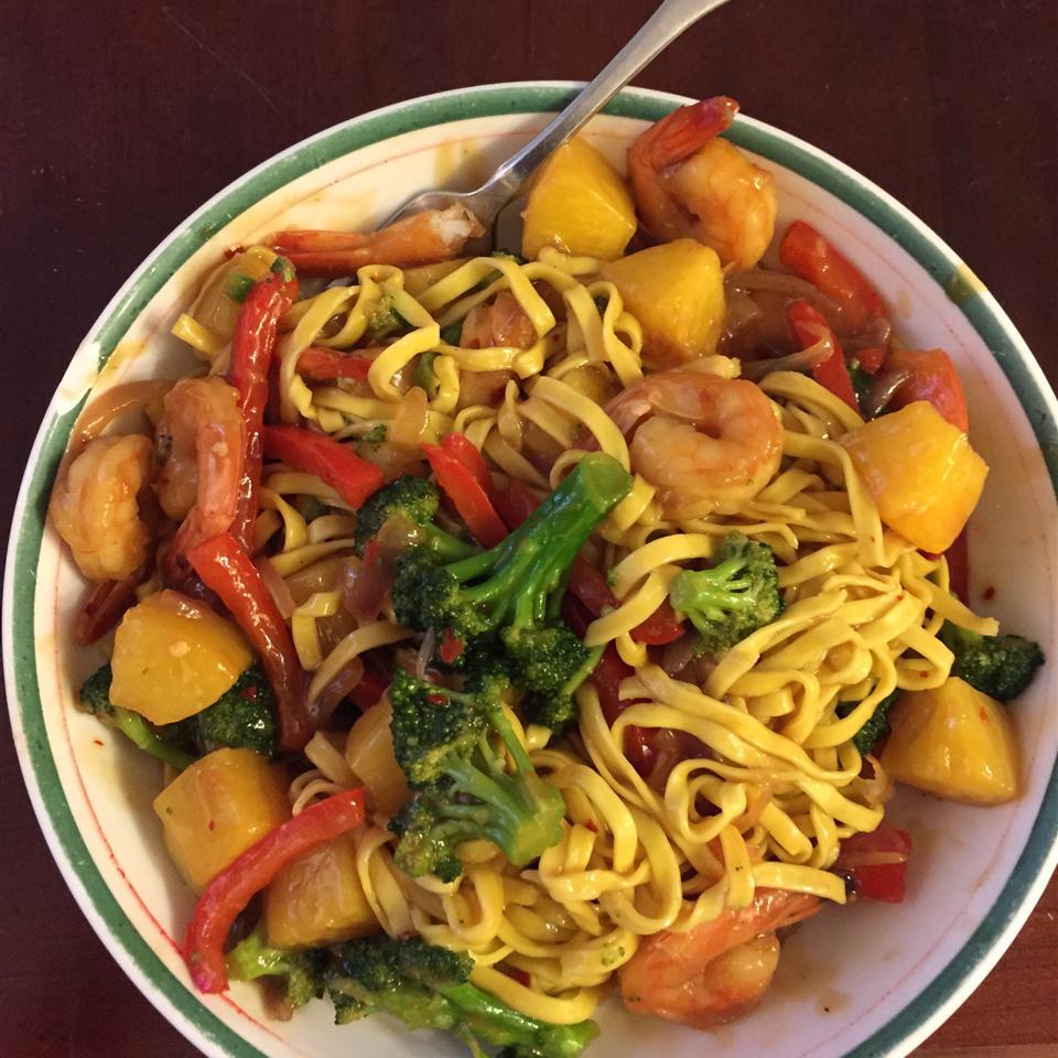 Fiery Dragon Stir-Fry