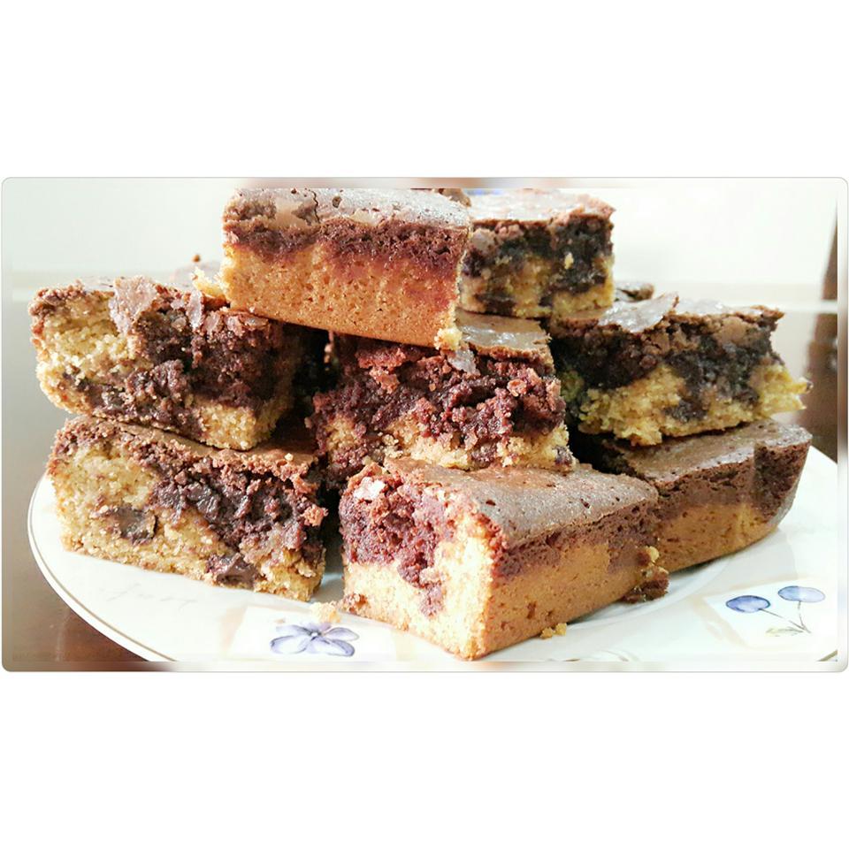 Brookies (Brownie Cookies) Manal