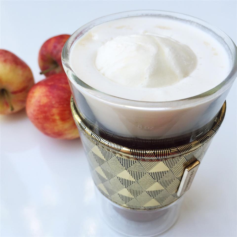 Creamy Apple Cider Float