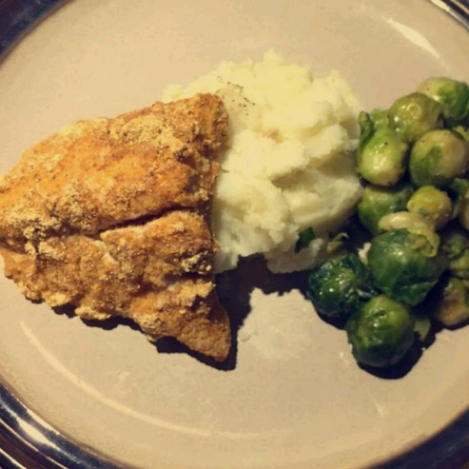 Southern-Style Oven-Fried Catfish