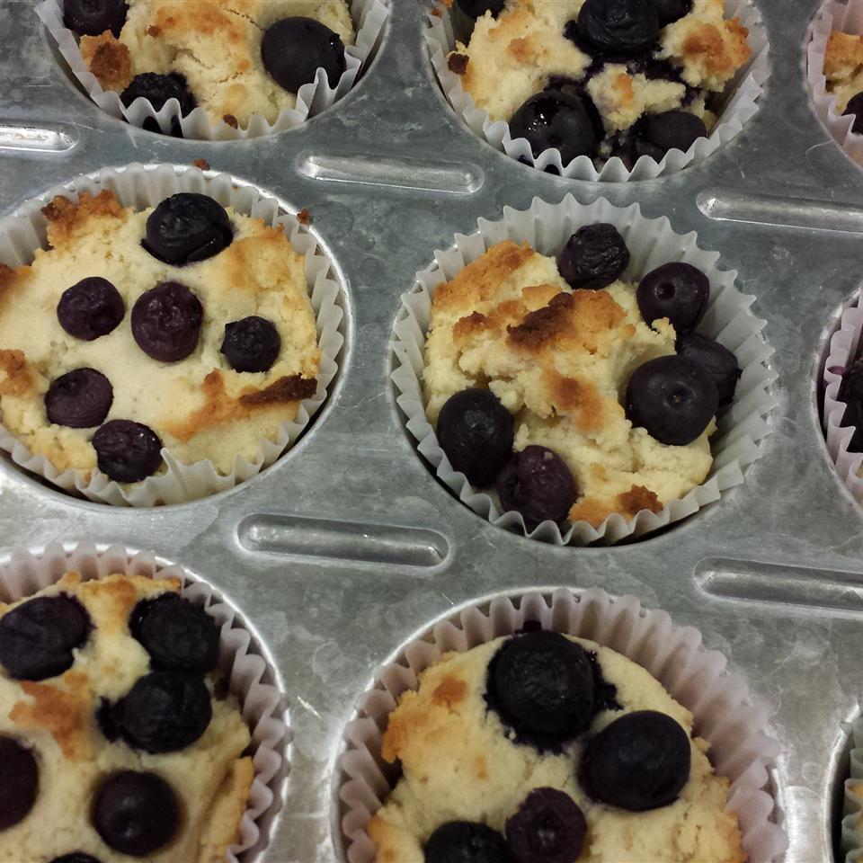 Gluten Free Blueberry Muffins Tmac