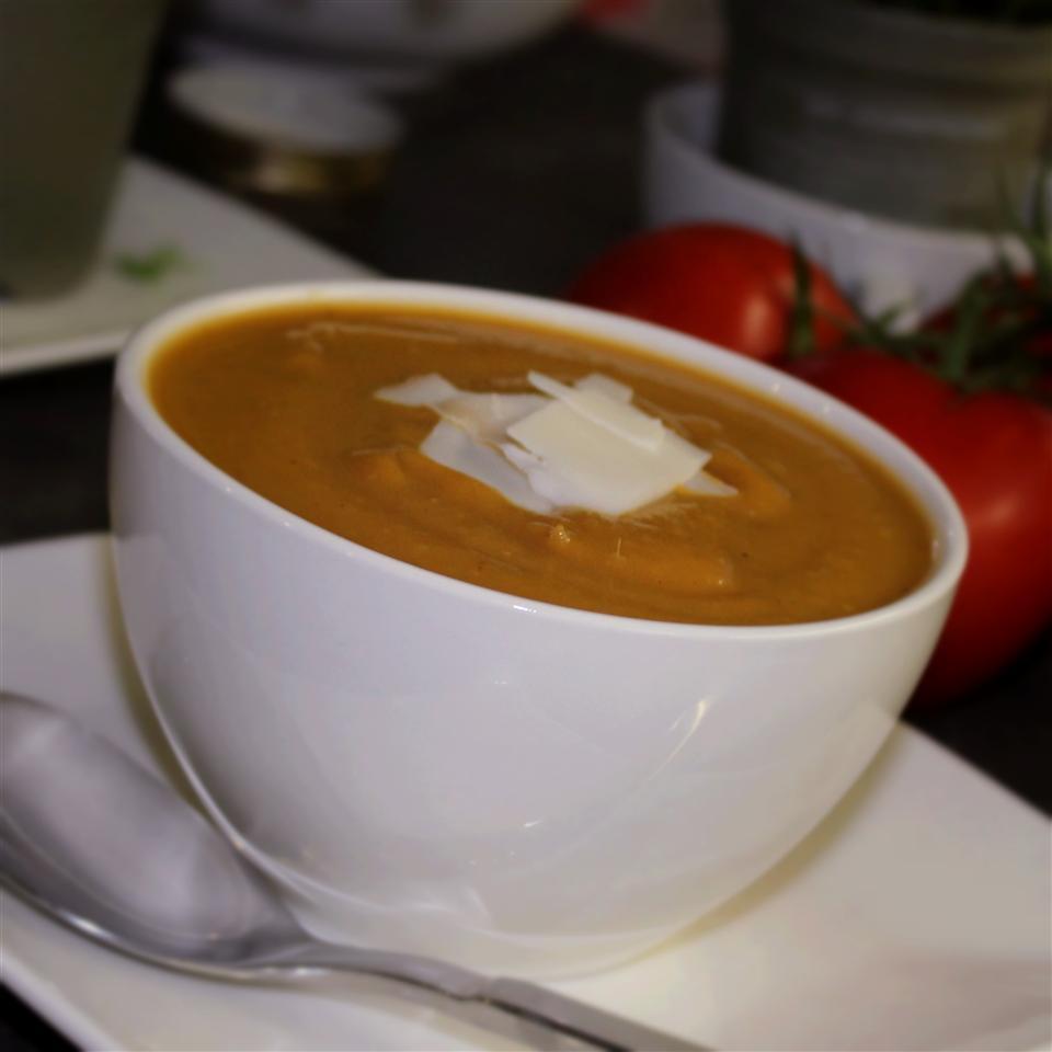Carrot Fennel Mystery Soup