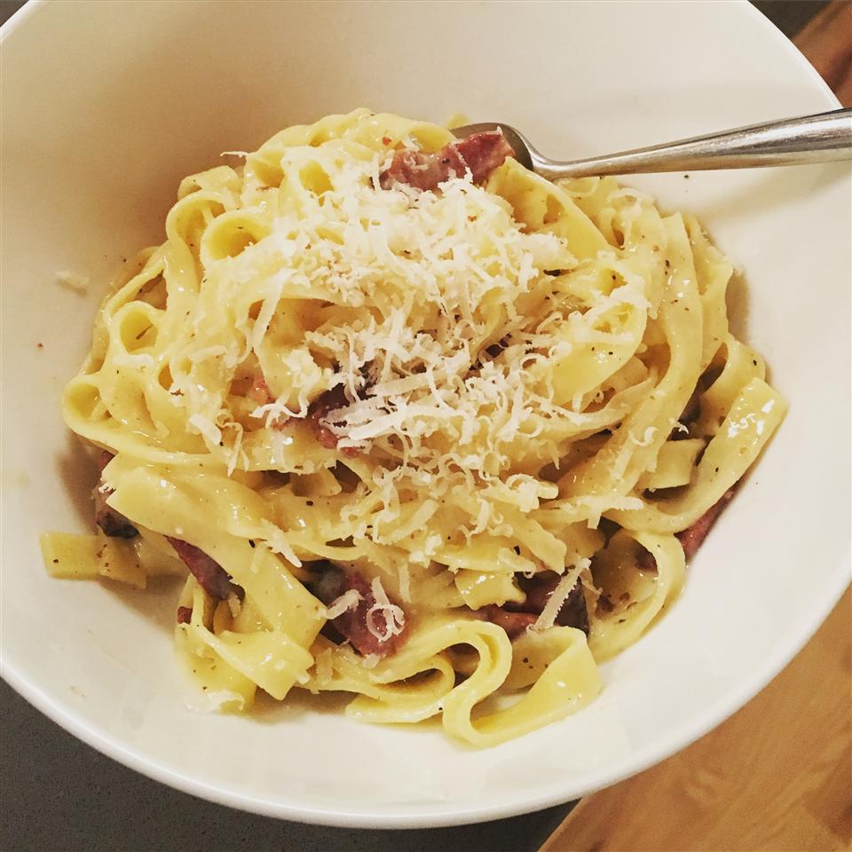Chef John's Spaghetti alla Carbonara