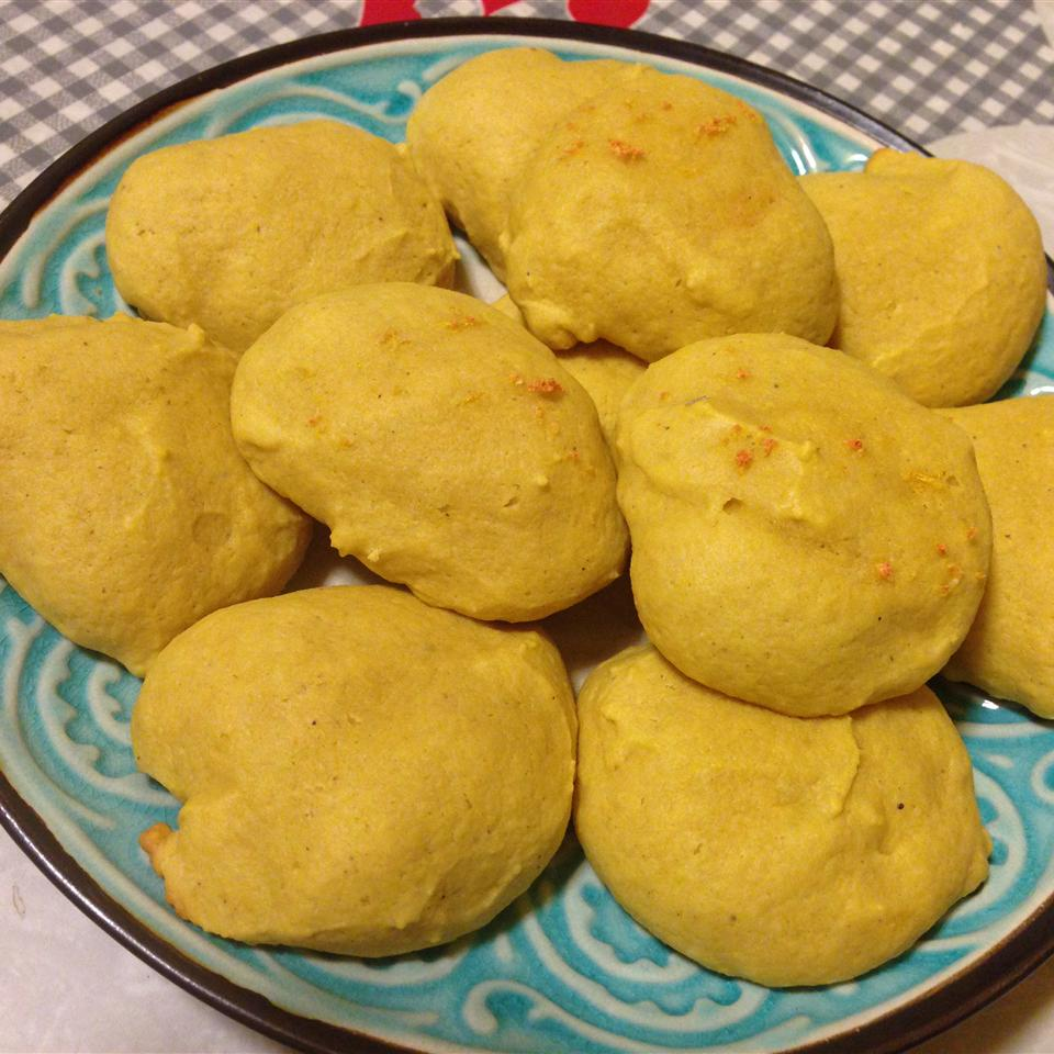 Sweet Potato Cookies II Jackie