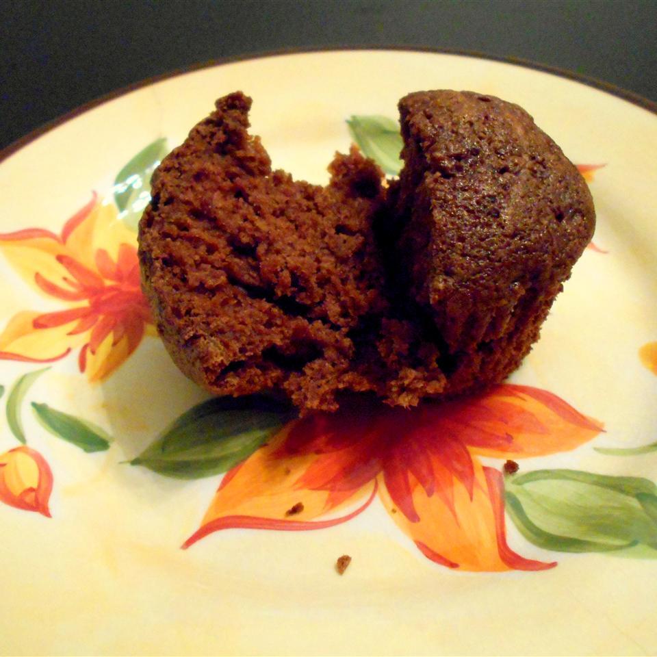 Peanut Butter Chocolate Chip Zucchini Muffins ONIOND