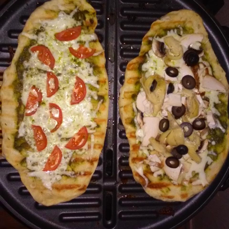 Pizza On The Grill I