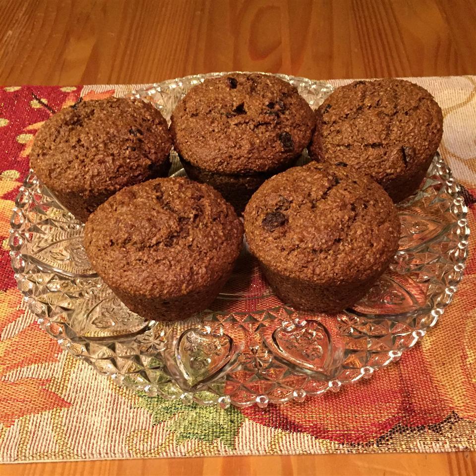Deep Dark Old Recipe Bran Muffins TammieLynn