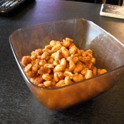 Chipotle Honey Roasted Peanuts Raquel Teixeira