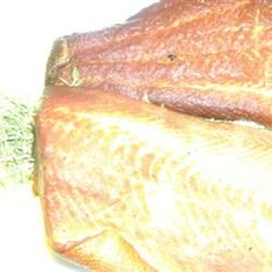 Brine for Smoked Salmon cooks4forty