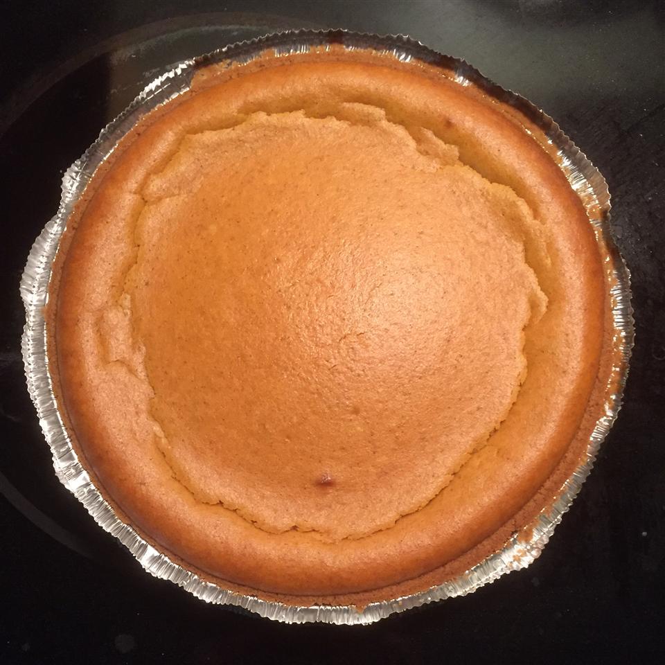 Pumpkin Cheese Pie with Condensed Milk Scott Potwin