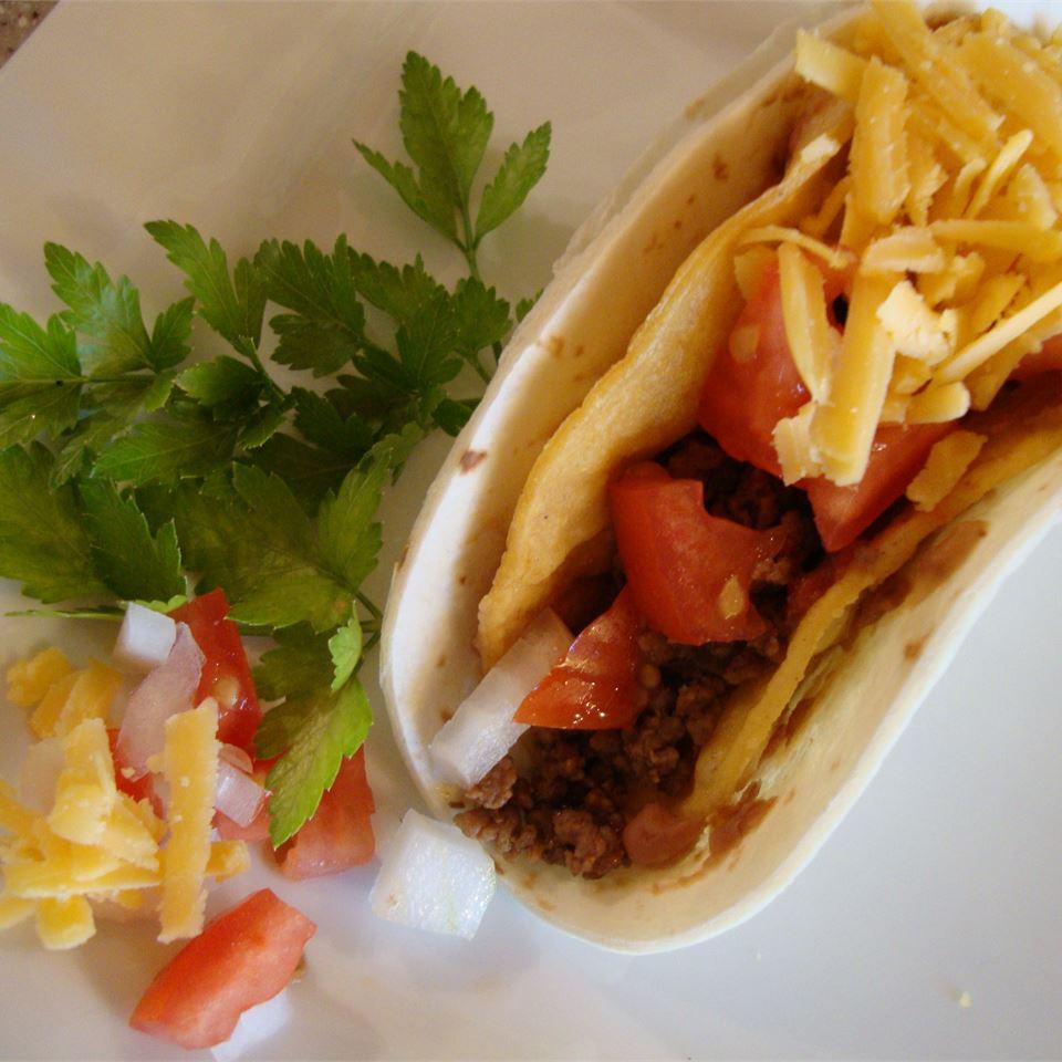 Double Decker Tacos pelicangal