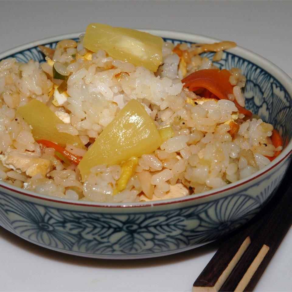 Pineapple Fried Rice Marilyn