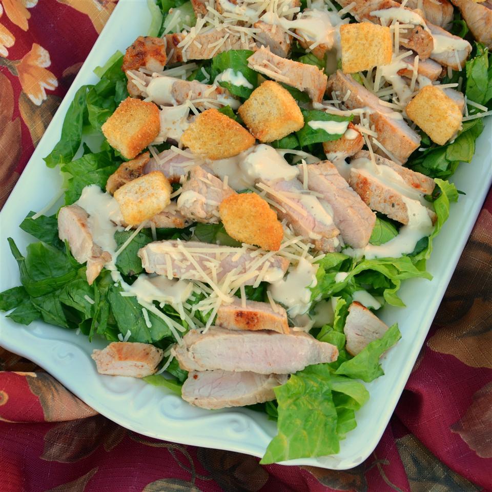 Pork Caesar Salad from Smithfield®