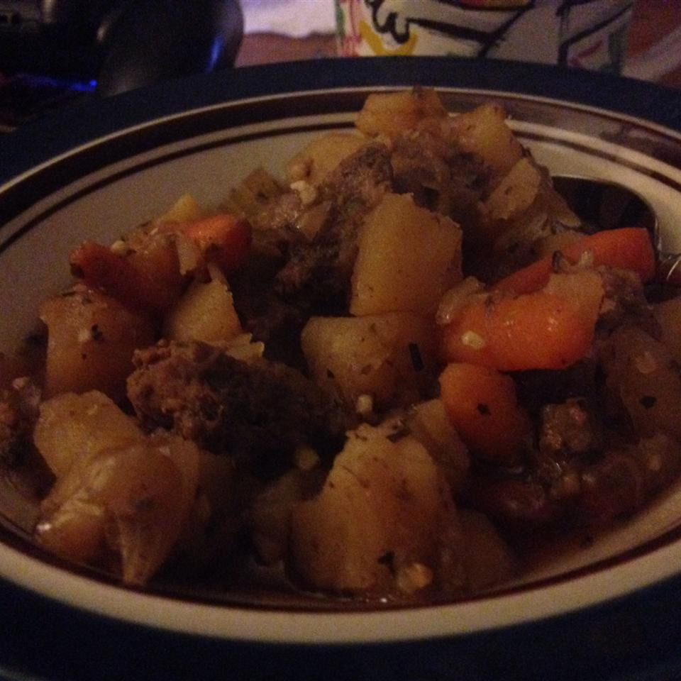Kelly's Pressure Cooker Beef Stew MissLodas