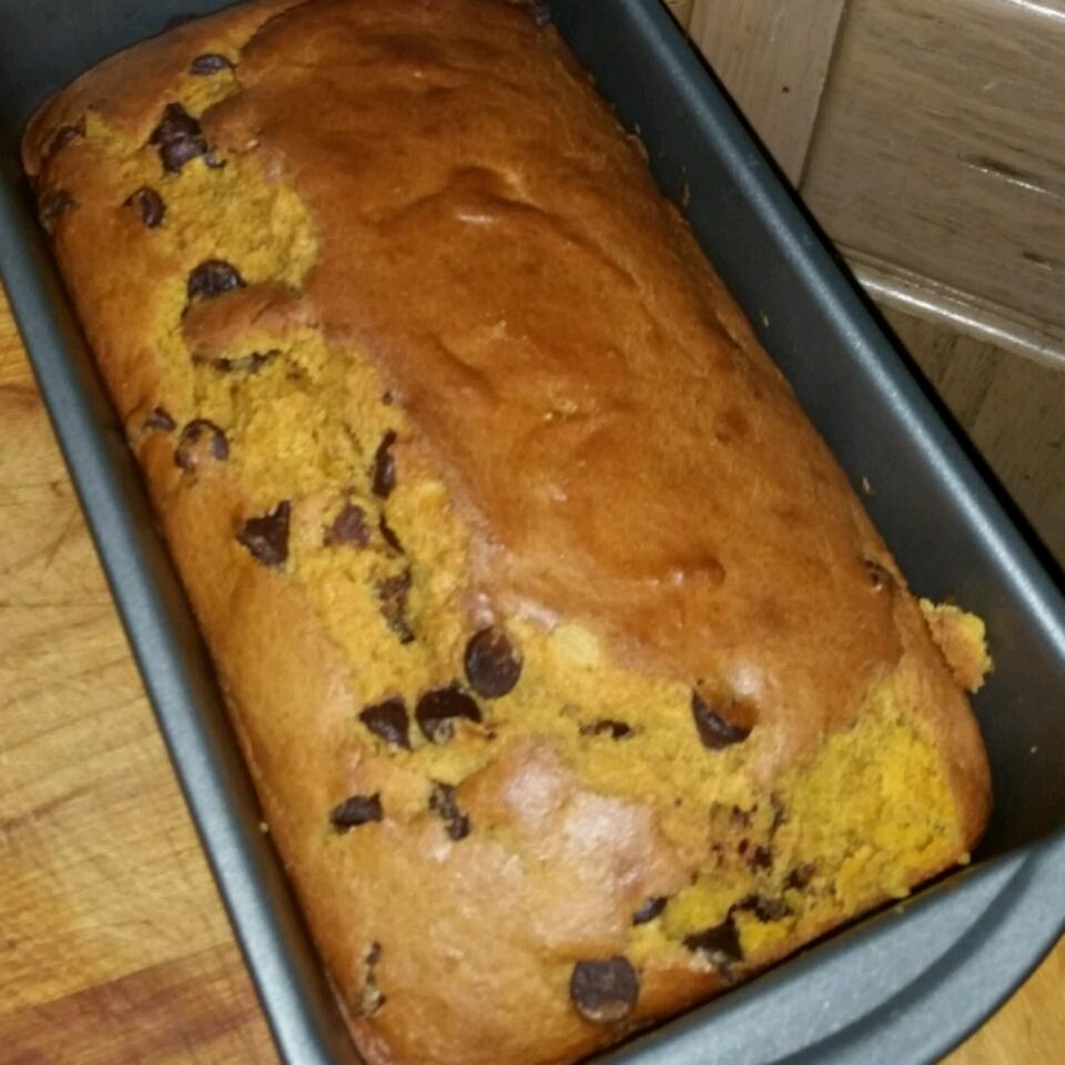 Chocolate Chip and Pumpkin Bread Rob Crnkovich