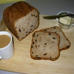 Cinnamon Raisin Bread II Sheena Joy