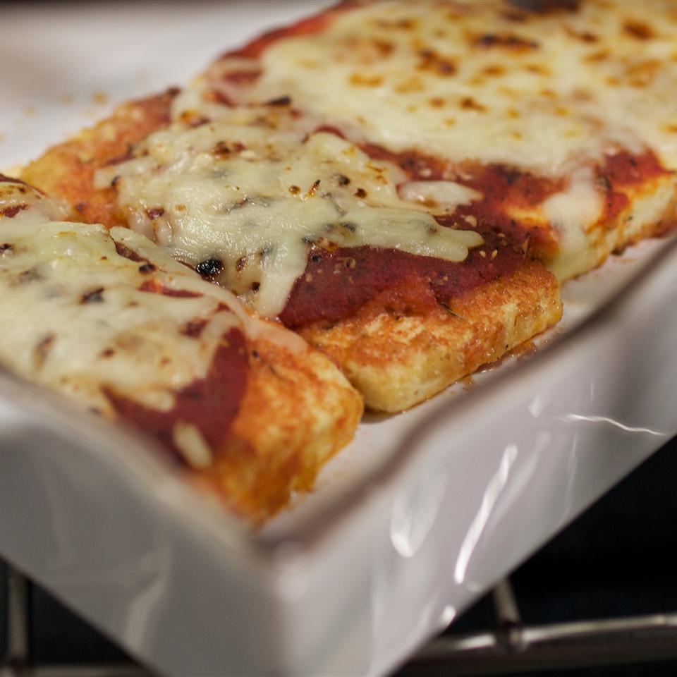 Tofu Parmigiana Jill B. Mittelstadt