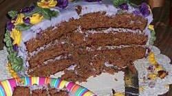 Cherry Spice Cake