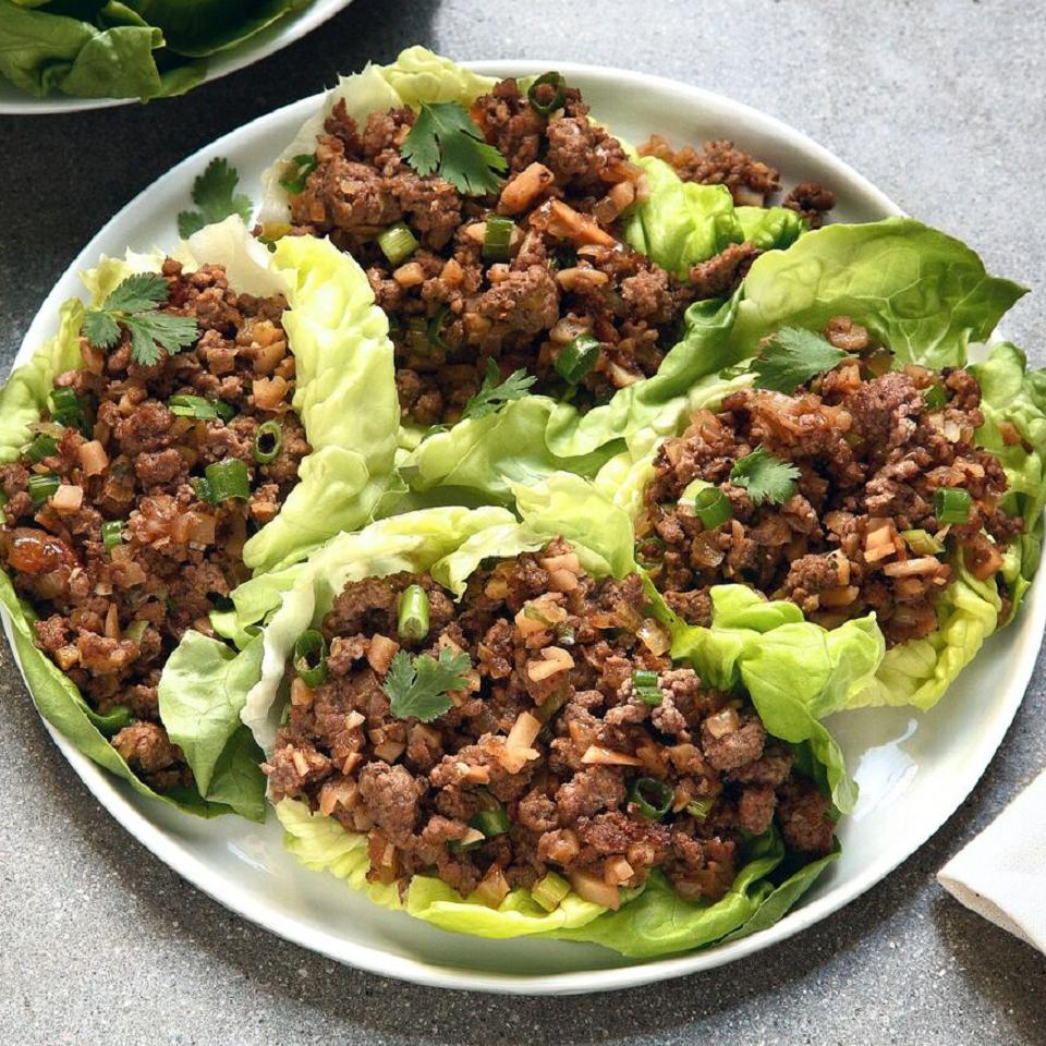 Asian Lettuce Wraps Allrecipes