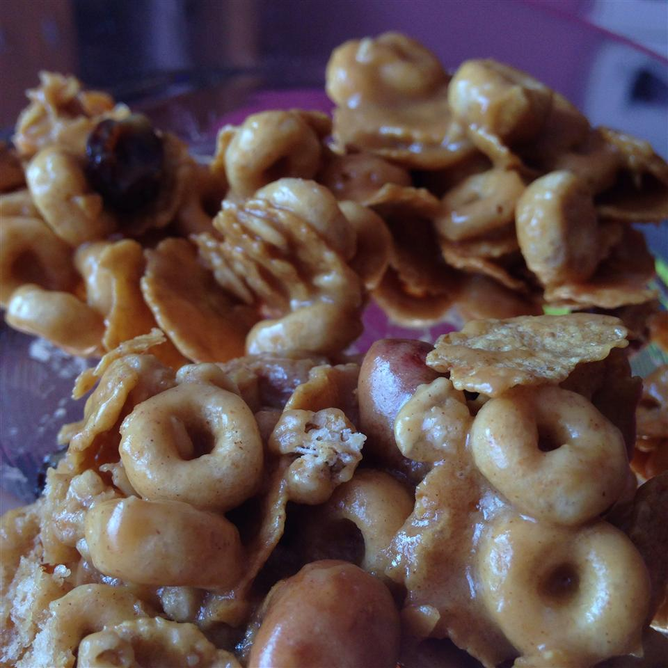 Oaty Cereal Bars Percy Scaccia