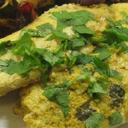 Yogurt-Marinated Salmon Fillets (Dahi Machhali Masaledar)