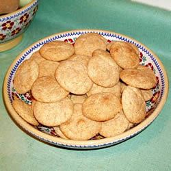Whole Wheat Snickerdoodles II cristylouwho