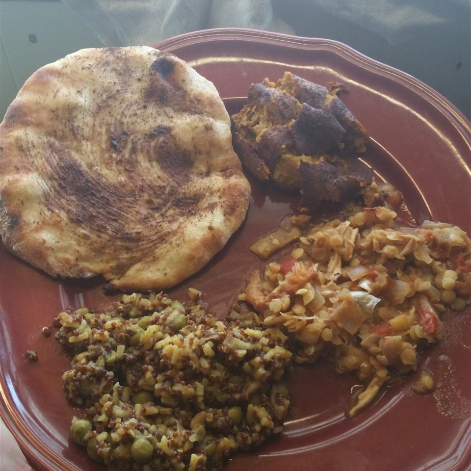 Spicy Indian Dahl