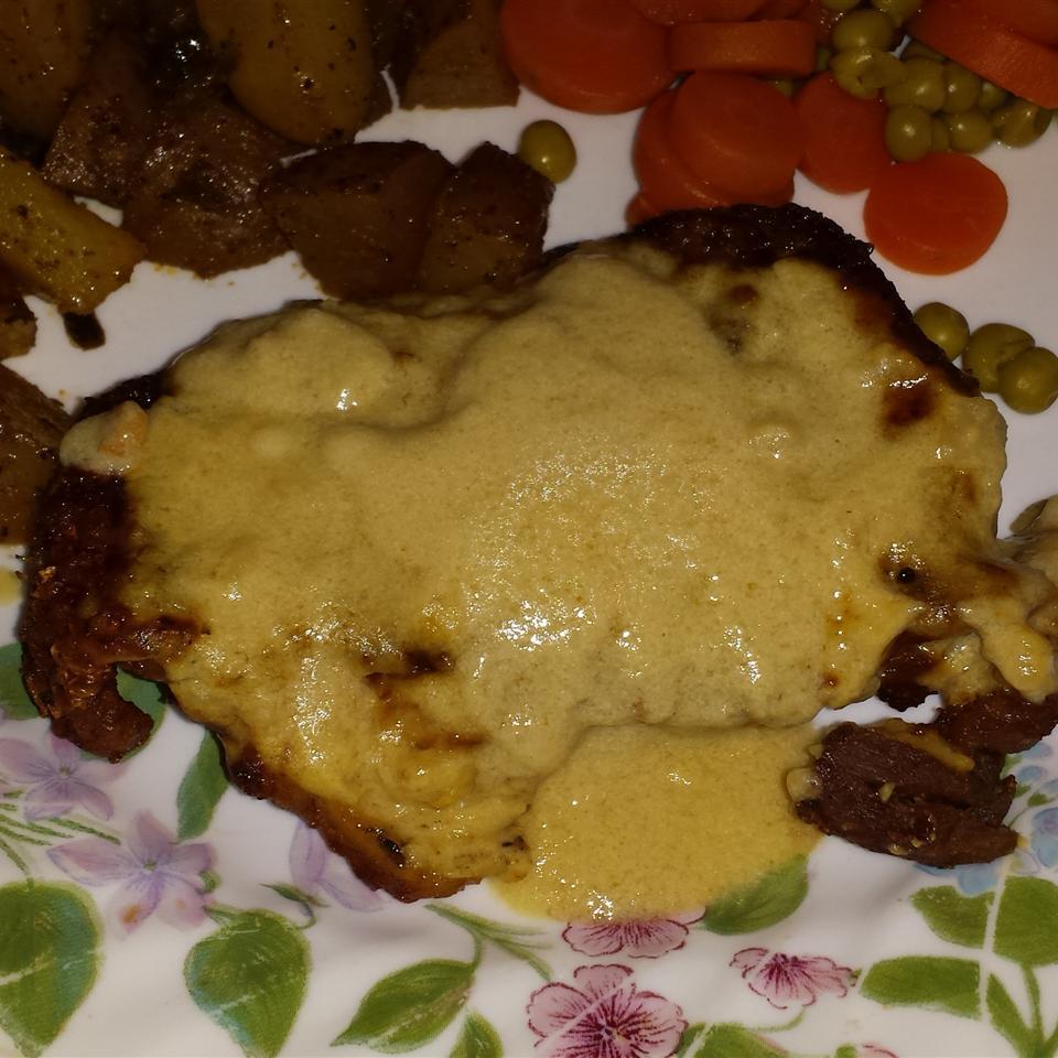 Chicken Dijon Danica Starr