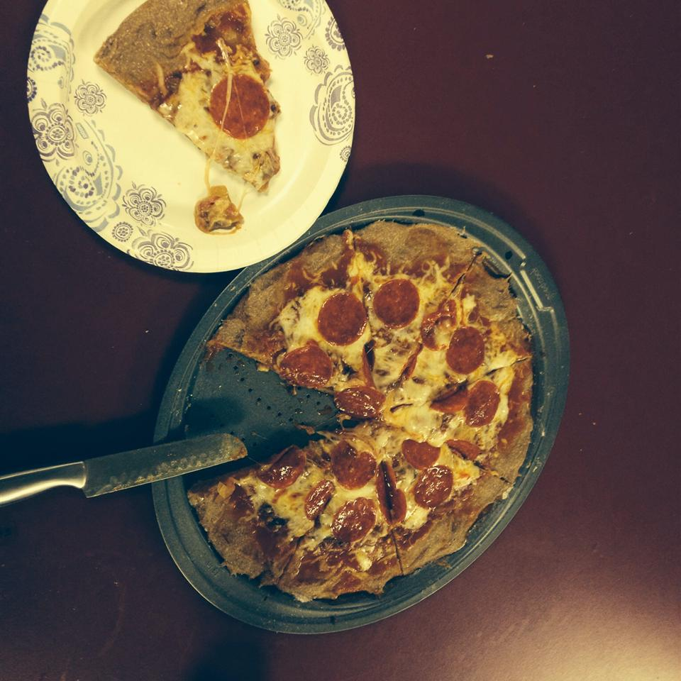Whole Wheat and Honey Pizza Dough