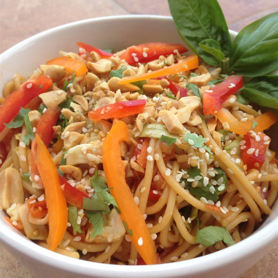 Shanghai Noodle Salad