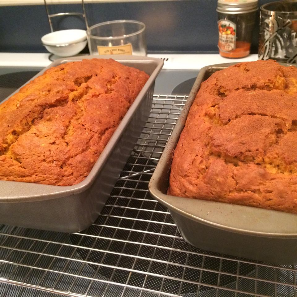 Pumpkin Bread IV