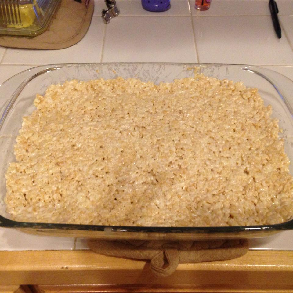 The Best Brown Butter Salted Rice Krispies® Treats swayzejennifer