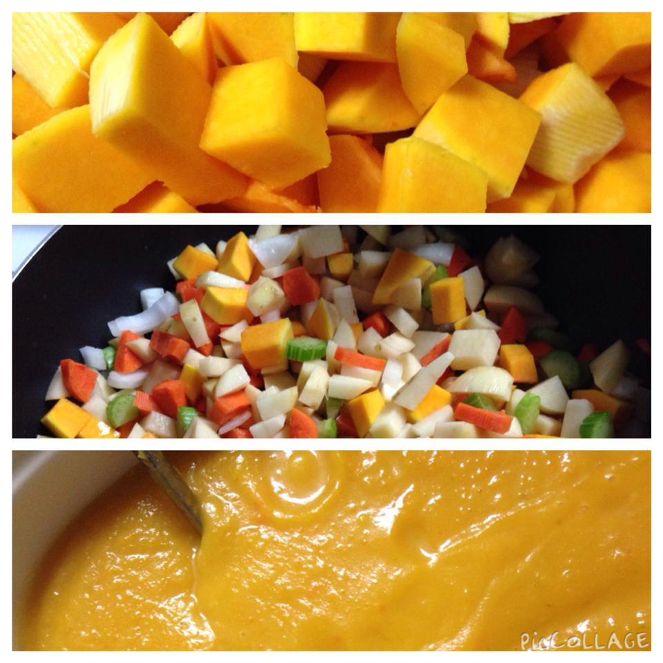 Butternut Squash Soup II ToriRenae