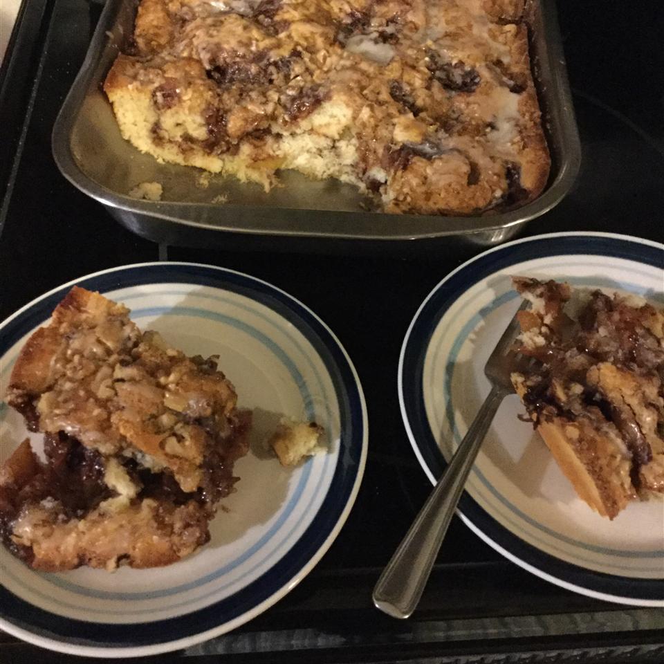 Aunt Dee Dee's Apple Coffee Cake Mrs.LeClair