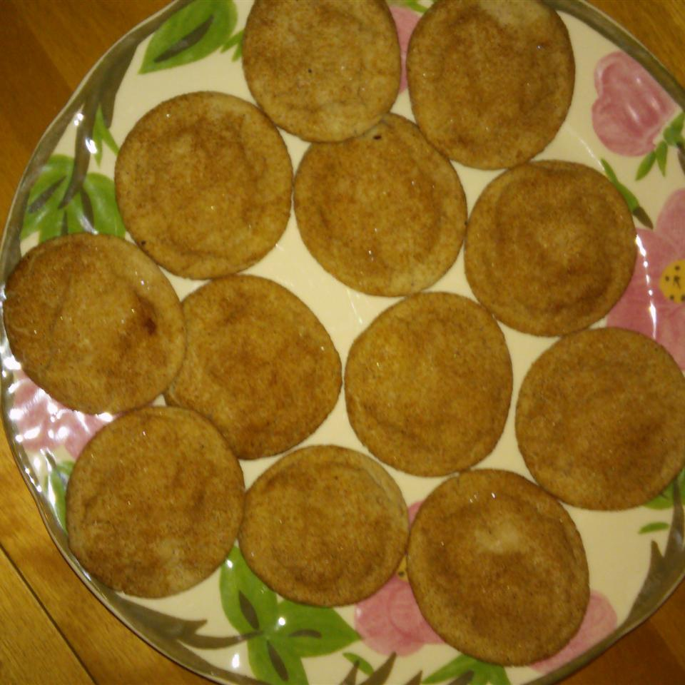 Ultimate Maple Snickerdoodles