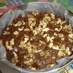 Chocolate Chip Oatmeal Cake binbin