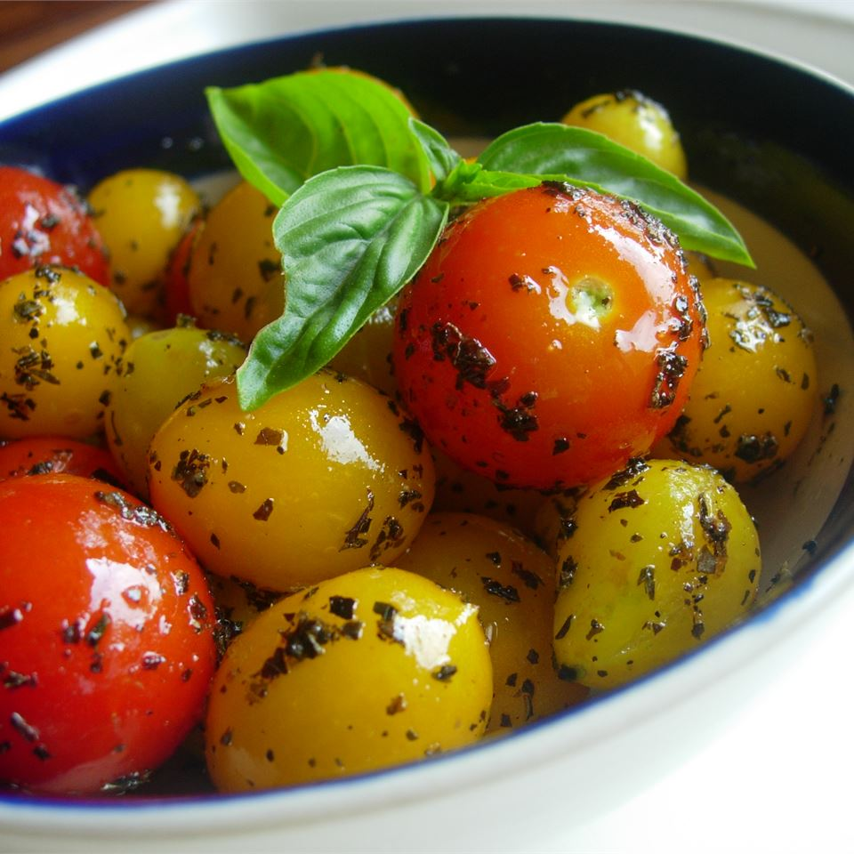 Byrdhouse Blistered Cherry Tomatoes SunnyByrd