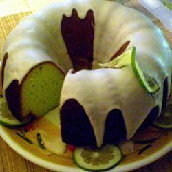 Key Lime Cake II apurpleocean