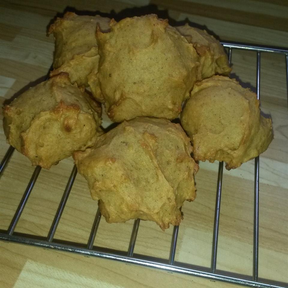 Soft Pumpkin Cookies Shanz Farrell-Moncion