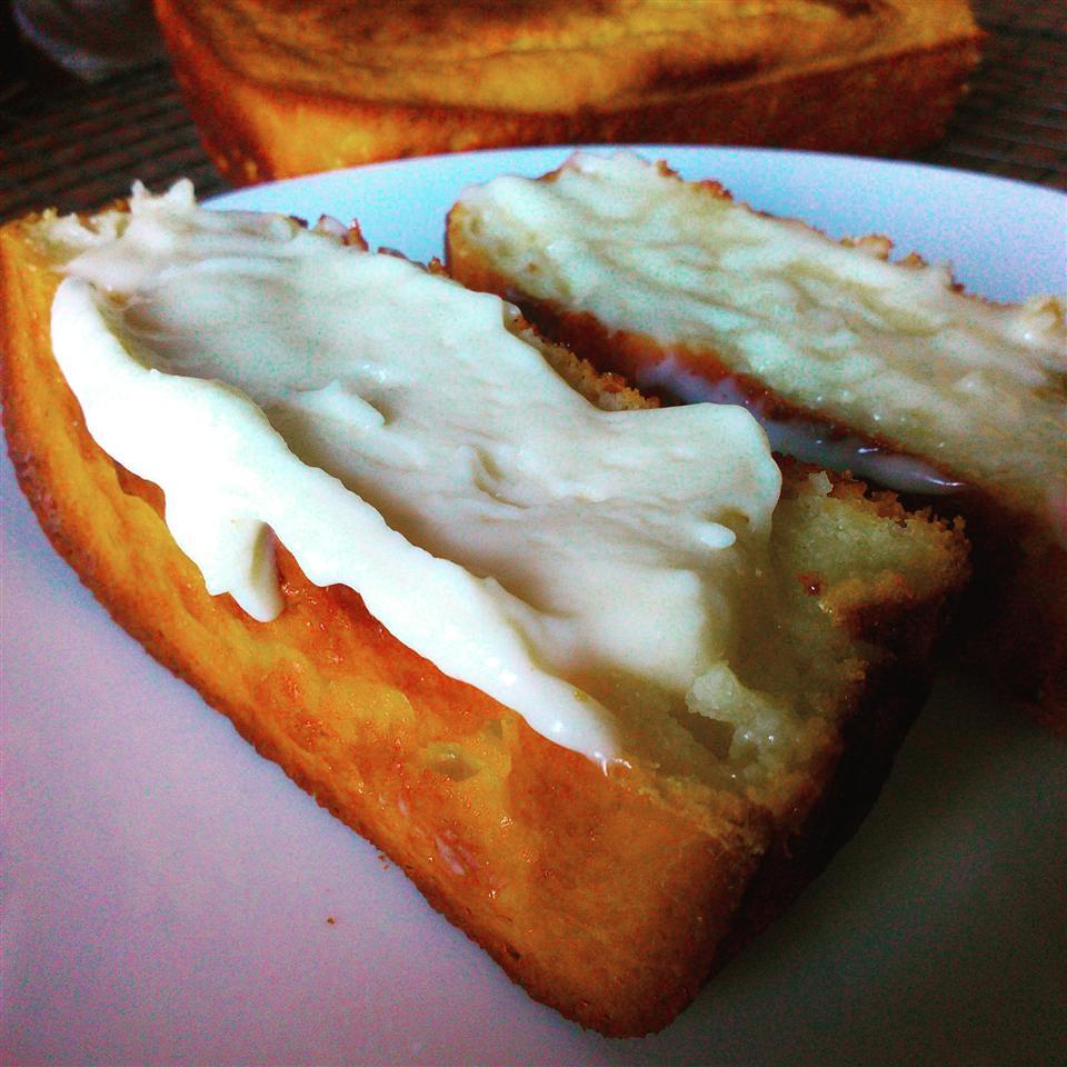 Yummy Lemon Coconut Loaf Chef V