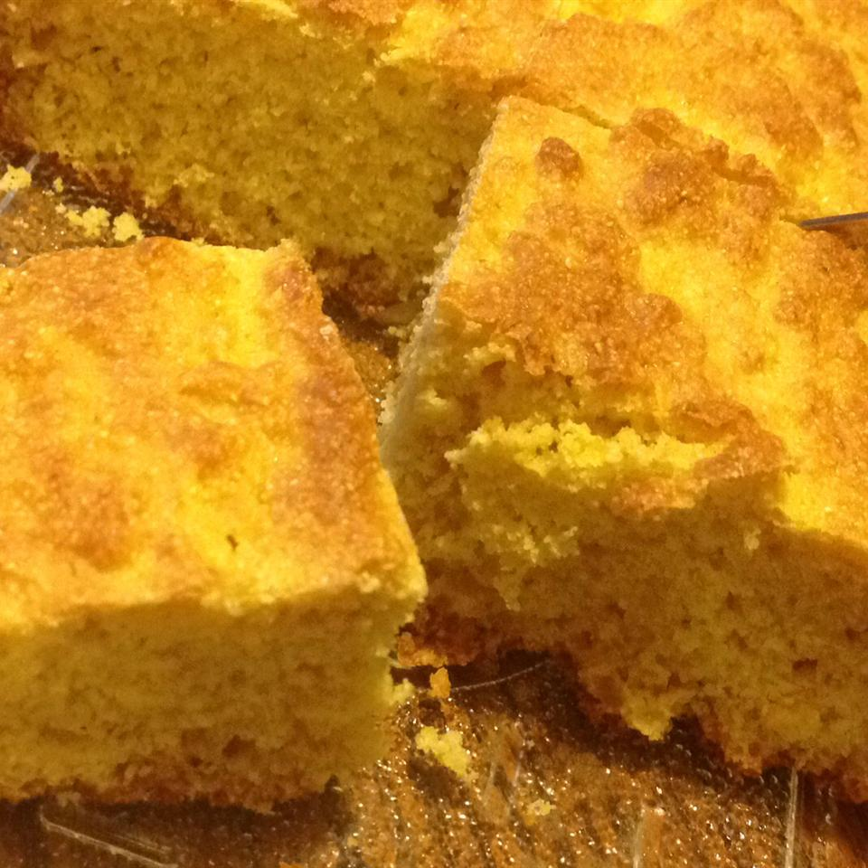 Excellent and Healthy Cornbread