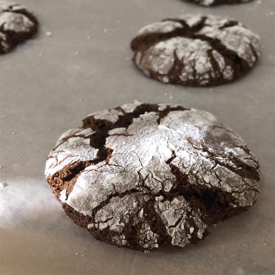 Brownie cookies Ryan Hoepfl