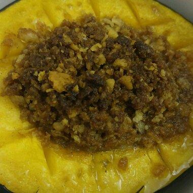nanas holiday acorn squash recipe