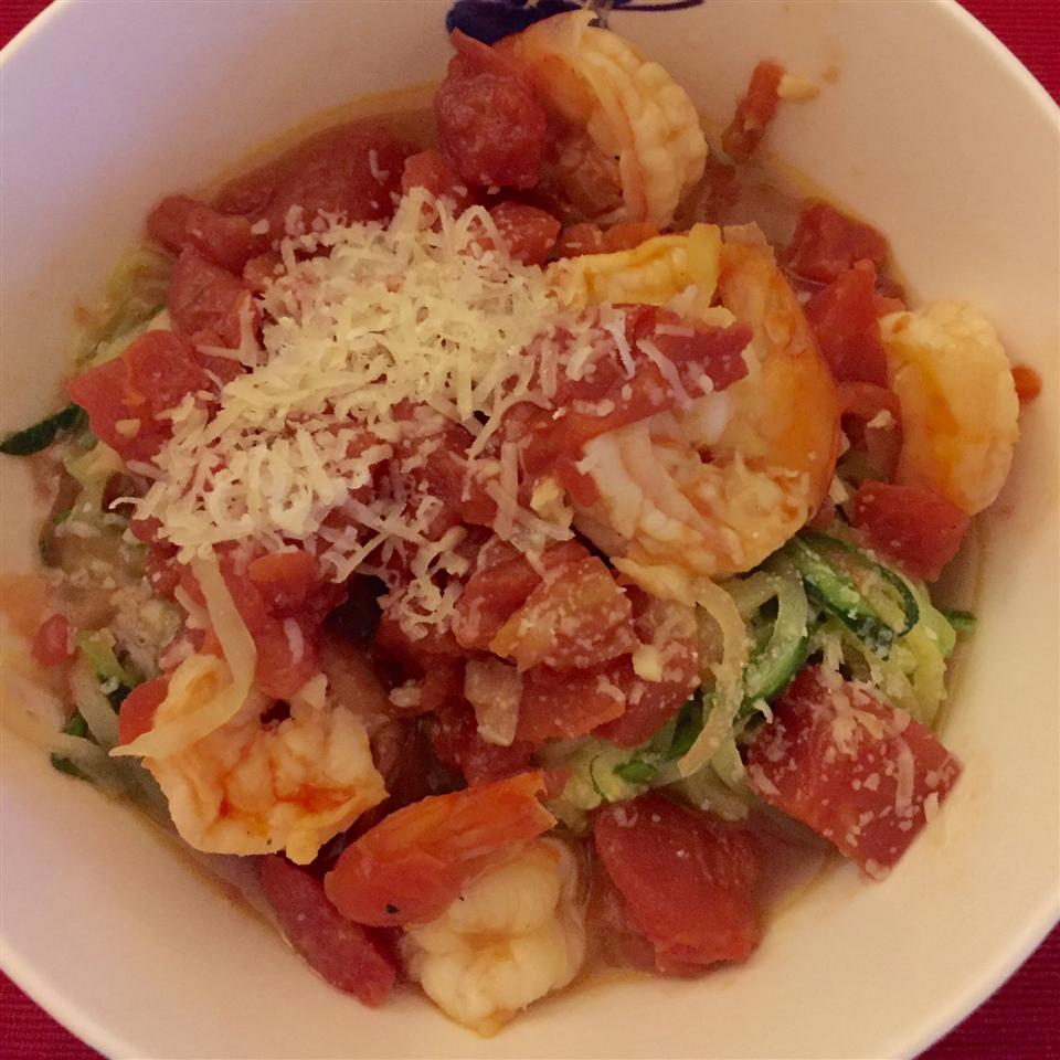 Shrimp Scampi Zucchini Shan_be