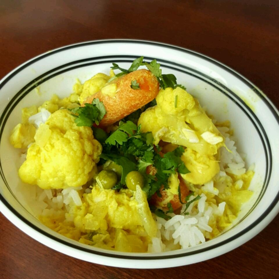 Easy Curry Chicken