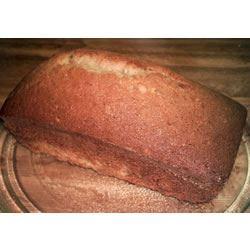 Basic Pound Cake CHARCOALED